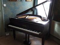 Baby Grand Piano - Angelus, Sir Herbert Marshall & Sons