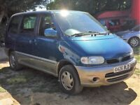 Nissan Serena 2.3D Occasion