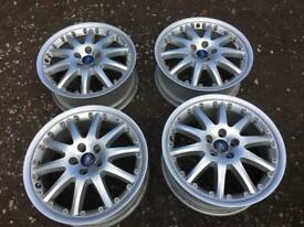 Ford Mondeo 2006 sports alloys 18""