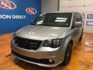 2017 Dodge Grand Caravan SXT TV/DVD LEATHER,PWR SLIDING DOORS!