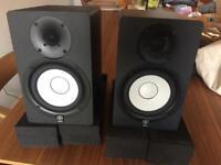 Yamaha HS50 speakers
