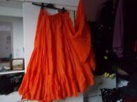 TRibal Bell Dance Skirt