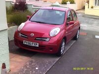 NISSAN MICRA SPIRITA IN EXCELLENT CONDITION INSIDE AND OUT