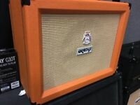 Orange PPC112 guitar amp cab (collection only - may deliver around Glasgow / Edinburgh)