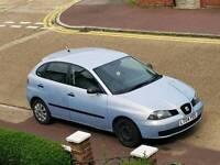 Seat Ibiza 1.4S petrol