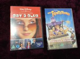 Get a Clue and Flintstones