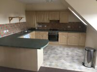 1 Bedroom Flat in Central Buckie to rent with private parking.