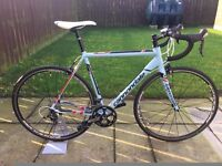 Cannondale CAAD 8 with 105 groupset. Size 54 frame.