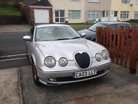 Jaguar S-type spares or repairs
