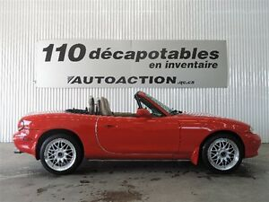 2001 Mazda MX-5 GT 1.8 DÉCAPOTABLE ROLL BAR