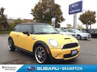 2009 MINI Cooper Hardtop S - LEATHER PANORAMIC SUNROOF