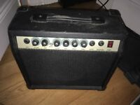 Guitar amp - good condition (Marble Arch)