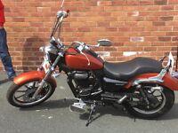 Lexmoto Michigan 125cc 2015 motorcycle