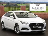 Hyundai i40 CRDI SE NAV BUSINESS BLUE DRIVE (white) 2016-01-29