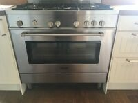 Delonghi DSC 95 G FSD Free standing Gas Range Cooker for sale  Essex
