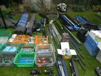 Fishing Tackle, Huge Job Lot Carp, Coarse & Match Fishing.