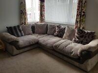 Harvey's lullaby corner sofa