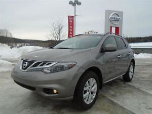 2012 Nissan Murano SL AWD TOIT PANORAMIQUE CUIR VOLANT CHAUFFANT