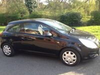 £30 A YEAR ROAD TAX - VAUXHALL CORSA 1.3 DIESEL 2010 RECENT SERVICE-CHEAP TO TAX AND INSURE
