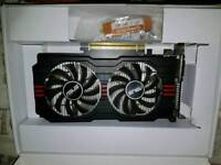 Asus 2GB graphics cards