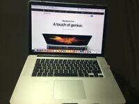 Macbook Pro 15'' Retina Mid 2012 | i7 2,6GHz | 512GB SSD | 8GB RAM