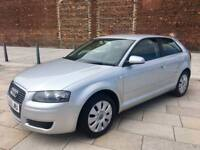 2005 / AUDI A3 / SPECIAL EDITION / ALLOYS / ELECTRIC WINDOWS / CD / 14 STAMPS / FEB MOT .