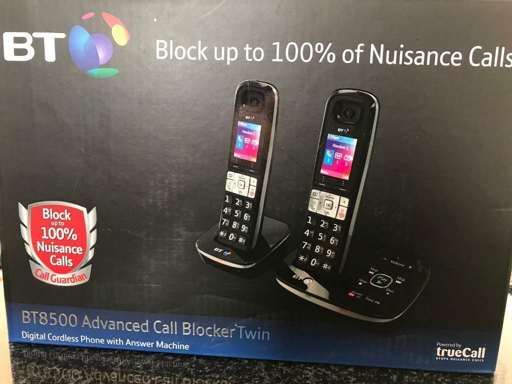 8ae0224e5de BT8500 ADVANCED CALL BLOCKER TWIN