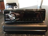 Car Stereo Pioneer MOSFET 50w x 4 As New