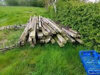 Timber runners