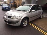 2007 Renault Megane Automatic 1.6 Facelift 5 Door Hatchback 24,000 Genuine Miles 12 Months Mot