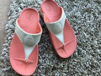Ladies Fit Flops size 3 little used