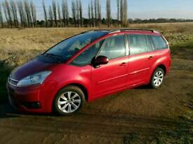 Seven seat c4 grand Picasso DIESEL