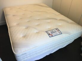 King size mattress - Sleepeezee firm memory foam and pocket spring