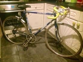 Raleigh Road Racing Bike