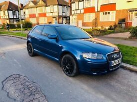 Audi A3 special edition 1.6 petrol/ HPI CLEAR