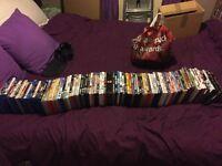 86 DVDs n blu rays