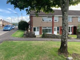 Modern End Of Link House Glyncollen Crescent Ynysforgan 2 Bedrooms Very Good Condition £595 PCM