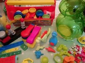 Kids play doh set