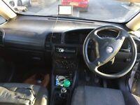 Vauxhall zafira 2004 ready Friday silver 89000 miles