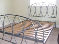 Metal Bed Iron Frame