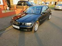 2003 Bmw 320TD compact 150bhp 6 speed