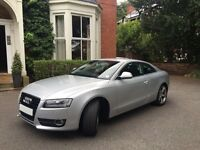 Audi A5 3.0 TDI Quattro 2dr FULLY ELECTRIC HEATED SEATS, ELECTRIC FOLDING MIRRORS,POLISHED ALLOYS