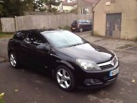 VAUXHALL ASTRA SXI 3 DOOR COUPE, GLASS ROOF, SERVICE HISTORY.