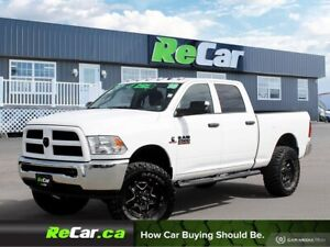 2016 RAM 2500 ST 6.7L DIESEL | LIFTED | UPGRADED WHEELS