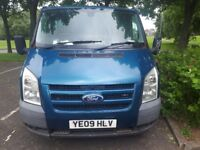 Ford transit minibus 9 seater ( px welcome