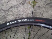 "Halo twin rail tyre 26"" x 2.2"