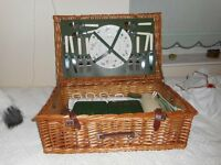 As new picnic hamper