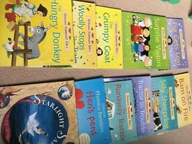 Books for first readers
