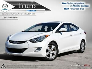 2013 Hyundai Elantra SUNROOF! HEATED SEATS! ALLOY WHEELS! AUTOMA