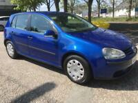 2005 VOLKSWAGEN GOLF FACELIFT,LONG MOT,£1495